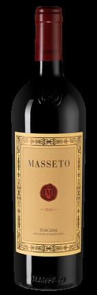 Вино Masseto, Tenuta dell'Ornellaia, 2015 г.