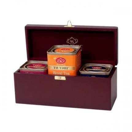 Чай весовой черный Ти Тэнг королевская коллекция 300 г