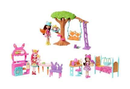 Сюжетный игровой набор Enchantimals Mattel FRH44