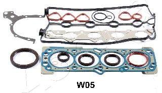 Комплект прокладок головки блока цилиндра ASHIKA 48-0W-W05