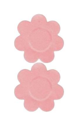 Наклейки на грудь стикини в форме цветочков, многоразовые,