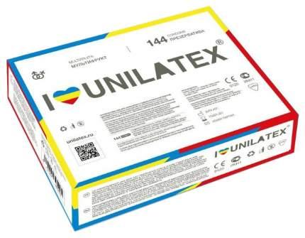 Презервативы Unilatex Multifruits 144 шт.