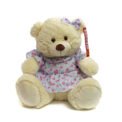 Мягкая игрушка Мишка малый в платье 45 см Нижегородская игрушка См-428-5