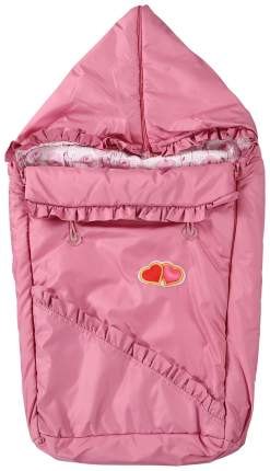 Конверт Malek-Baby для новорожденного Осень-Весна Розовый 309Т р.74