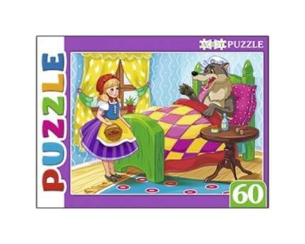 РЫЖИЙ КОТ Пазлы Artpuzzle. Красная шапочка, 60 элементов ПА-4533