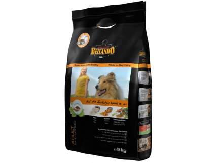Сухой корм для собак BELCANDO Adult Multi-Croc, мясо, рис, овощи, 5кг