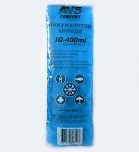 Аккумулятор холода AVS IG-400ml (мягкий) / 80710