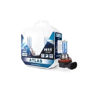 Галогеновые автомобильные лампы AVS A78906S
