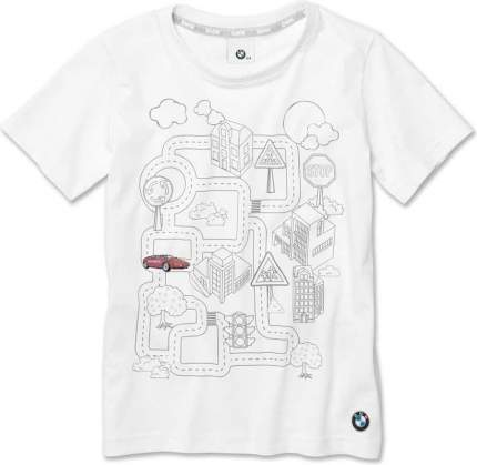 Детская футболка BMW 80142454616