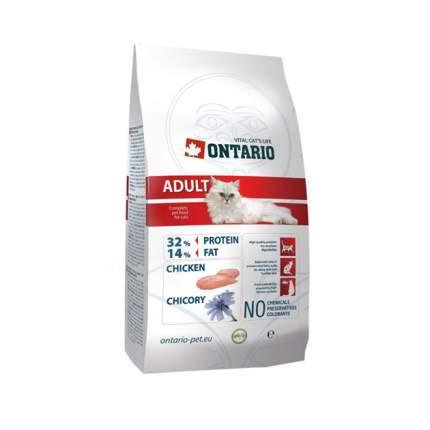 Сухой корм для кошек Ontario Adult, курица, 0,4кг