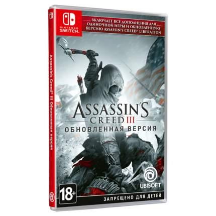 Игра для Nintendo Switch Assassin Creed 3 + AC Liberation Remaster