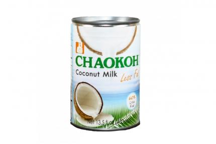 Молоко кокосовое Chaokoh с пониженным содержанием жира 400 мл