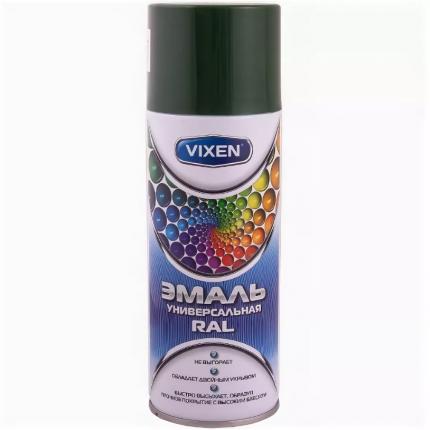 VIXEN эмаль универсальная «темно-зеленая» 520 мл (VX-16002)