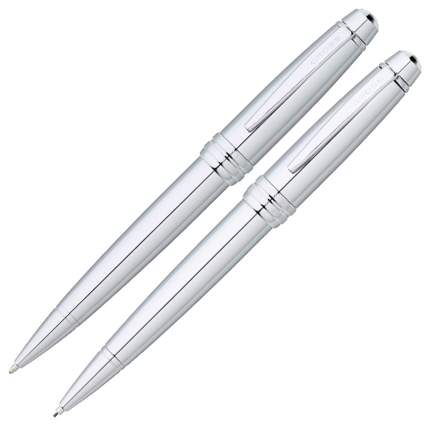 Набор подарочный Cross Bailey - шариковая ручка + механический карандаш 0,7мм