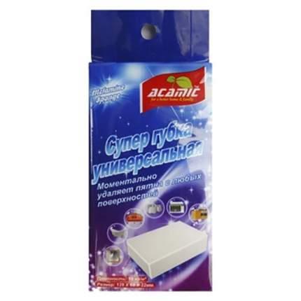 Супер губка  Acamic универсальная меламиновая 128*68*22