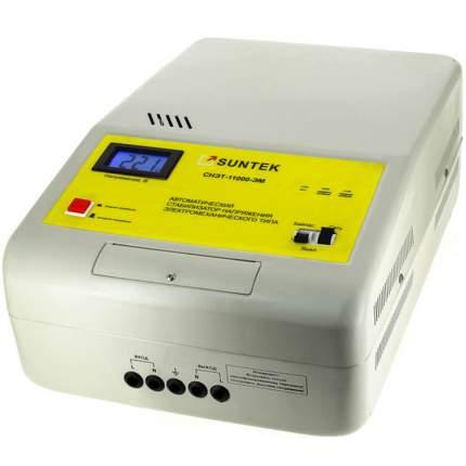 Стабилизатор напряжения электромеханического типа SUNTEK эм 11000ВА