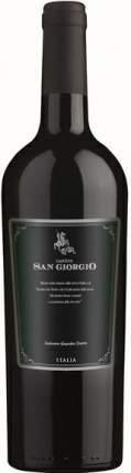 Вино Cantine San Giorgio  Pausania Malvasia Nera Salento IGP 2013