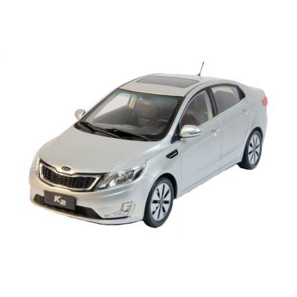 Модель автомобиля Kia Rio R8480AC442K Silver