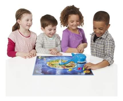 Семейная настольная игра акулья охота 33893