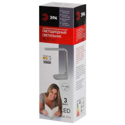 Настольный светильник ЭРА LED NLED-421-3W-BK