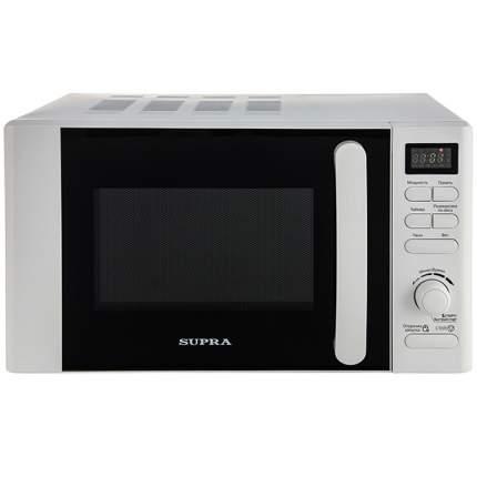 Микроволновая печь соло Supra MWS-2107TW black/white