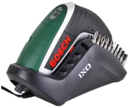 Аккумуляторная отвертка Bosch IXO (картон) 603981028