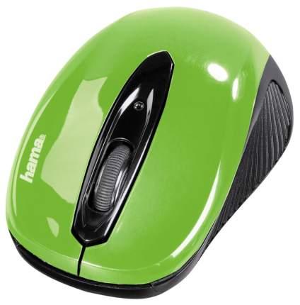 Беспроводная мышь Hama AM-7300 Green/Black (86567)