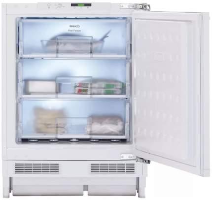 Встраиваемая морозильная камера Beko BU1200HCA White