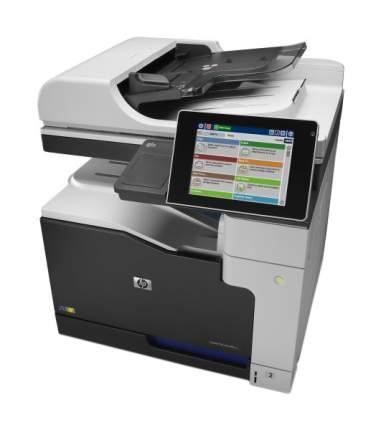 Лазерное МФУ (цветное) HP M775dn
