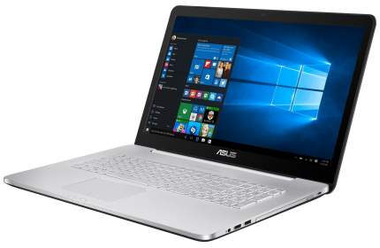 Ноутбук ASUS N752VX-GB273T 90NB0AY1-M03300
