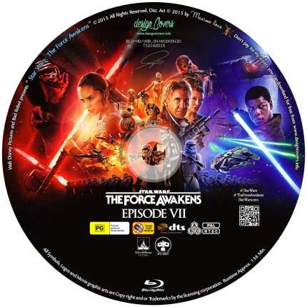 DVD-видеодиск Звездные войны,Пробуждение силы