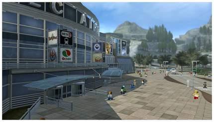 Игра Lego City Undercover для Nintendo Switch