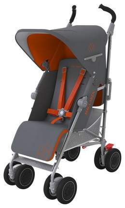 Прогулочная коляска Maclaren Techno XT Charcoal Marmalade, Black Silver