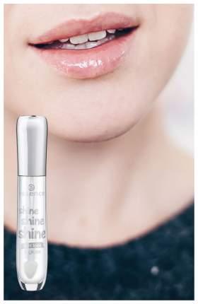 Блеск для губ essence Shine Shine Shine Lipgloss 01 Behind the Scenes 5 мл