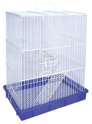 Клетка для мелких грызунов Triol C1, в ассортименте, 55,5х37х64 см