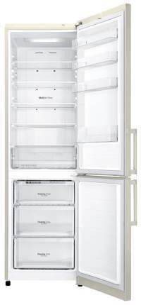Холодильник LG GA-B499YYUZ Beige