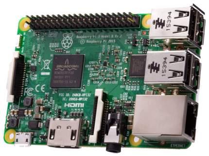 Системный блок мини Raspberry Pi 3 Model B