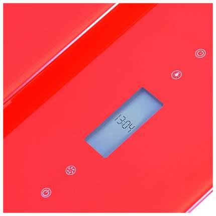 Вытяжка наклонная MAUNFELD Enver 80 Red/Silver