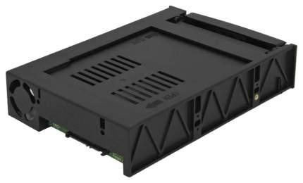 Салазка для HDD 3,5 AGESTAR MR3-SR3P(SW)-1F 1fan черный