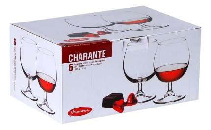 Набор бокалов Pasabahce charante для коктейля 300 мл 6шт