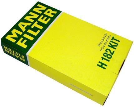 Фильтр масляный АКПП MANN-FILTER H182KIT