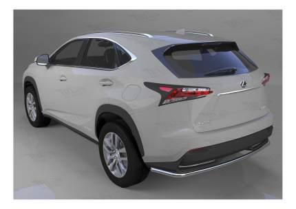 Защита заднего бампера Can Otomotiv для Lexus LENX.57.4611