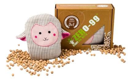 Мягкая игрушка ZerO-99 ZerO-99 грелка с вишневыми косточками Овечка