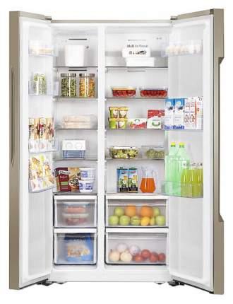Холодильник HISENSE RC67WS4SAY Beige