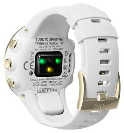 Смарт-часы Suunto Spartan Trainer Wrist HR золотистые