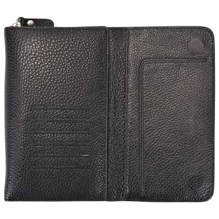 Клатч мужской кожаный Dr. Koffer B402492-02-04 черный