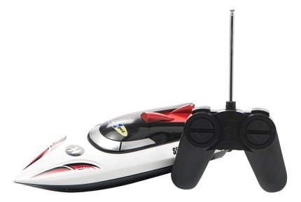 Радиоуправляемый катер Shantou Gepai Катер MX-0013-1 белый