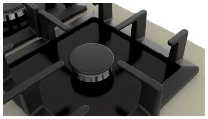 Встраиваемая варочная панель газовая Bosch PPP6A8B91R Grey