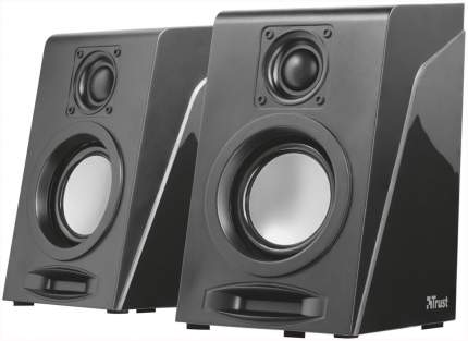 Колонки компьютерные Trust Cusco Compact 2.0 Speaker set Black