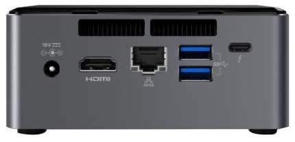 Платформа Intel NUC BOXNUC7i7BNHXG Серый/Черный BOXNUC7I7BNHXG 960827
